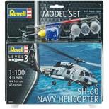 Rev-Maket Model Set SH-60 Navy Helicopter (64955)