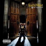 Late Registration Plak