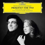 Prokofiev For Two Plak