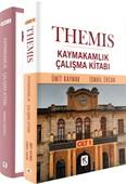 Themis Kaymakamlık Çalışma Kitabı-2 Cilt Takım