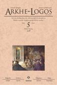 Arkhe-Logos Dergisi Sayı 5