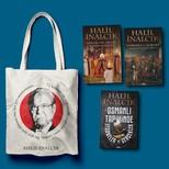 Halil İnalcık Seti-3 Kitap Takım-Bez Çanta Hediyeli