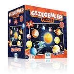 Ca Games Eğitici Puzzle Gezegenler 5026
