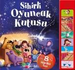Sihirli Oyuncak Kutusu-Müzikli Kitap