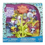 Littlest Pet Shop Figür Süslü Kelebek Ailesi E2159