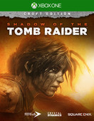 Xbox One Shadow Of The Tomb Raider Croft Edition