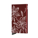 Secrid Card Protector Magnolia Bordeaux