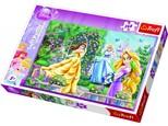 Trefl-Puz.260 Disney Prensesler Yürüyüş 13141