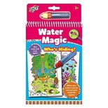 GALT Water Magic Sihirli Kitap Who's Hiding? 3 Yaş+