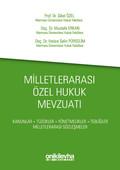 Milletlerarası Özel Hukuk Mevzuatı-Yeşil Kapak