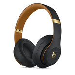 Beats Studio3 Wireless Headphones Midnight Black The Beats Skyline Collection MTQW2EE/A
