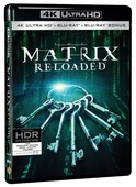 The Matrix Reloaded 4K UHD+Blu-ray