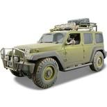 Maisto 1/18 Jeep Rescue Concept Dirt Riders 32130