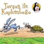 Değerler Eğitimi Öyküleri 10:Tavşan ile Kaplumbağa-Öz Denetim-Büyük Boy