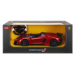 Rastar R/C 1/12 F/F Lamborghını Aventador Işıklı Metalik Kırmızı 57500