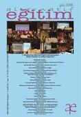 Alternatif Eğitim Dergisi Sayı 8