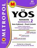 YÖS Matematik 2 Konu Anlatımlı