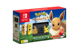 Nintendo Switch Konsol Pokemon Let'S Go Eevee Paketi