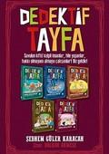Dedektif Tayfa Seti-5 Kitap Takım