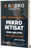 2019 KPSS Mikro İktisat Konu Anlatımı