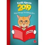 Kedili Ajanda 2019 Mini Kitap Ansiklopedisi