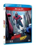 Antman And The Wasp - Antman ve Wasp 3D Blu-ray
