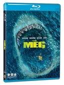 The Meg - Derinlerdeki Dehşet Blu-ray