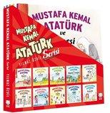 Mustafa Kemal Atatürk Serisi-10 Kitap Takım
