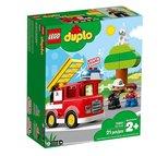 Lego Duplo İtfaiye Kamyonu 10901