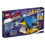 Lego Movie 2 Emmet'in Rüya Evi/Kurtarma Roketi 70831