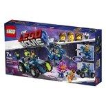 Lego Movie 2 Rex'in Rekstrem Arazi Aracı 70826