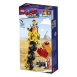 Lego Movie 2 Emmet'in Motosikleti 70823