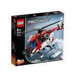 Lego Technic Kurtarma Helikopteri (42092)
