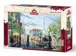 Art Puzzle 2000 Yaz Yağmuru Paris 4574