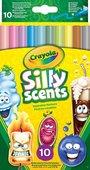 Crayola Silly Scents Keçeli Boya Kalemi 10'Lu