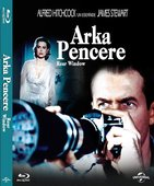 Rear Window - Arka Pencere Blu-ray
