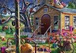 Ks Games-Puzzle 1000 Parça Lonely House (20505)