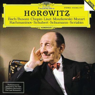 Bach/Busoni Chopin Liszt