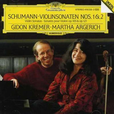 Schumann:violinsonaten Nr.1&2