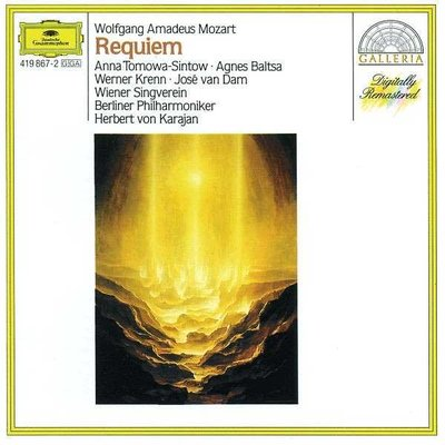 Mozart: Requiem [Wiener Singverein Berliner Philharmoniker]
