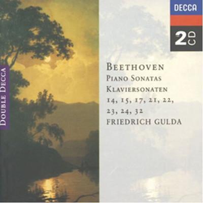 Beethoven Piano Sonatas 14, 15, 17, 21- 24, 32 ( 2 For 1)