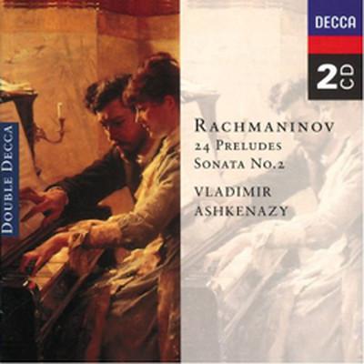 Rachmaninov:24 Preludes (2 For 1)