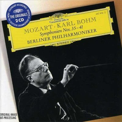 Mozart: Symphonies Nos: 35,36,38,39,40&41 [Berliner Philharmoniker]