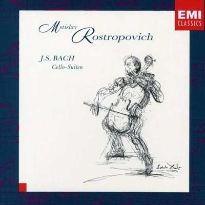 Bach- Cello Suites