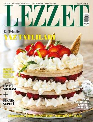 Lezzet - Nisan/Mayıs 2020