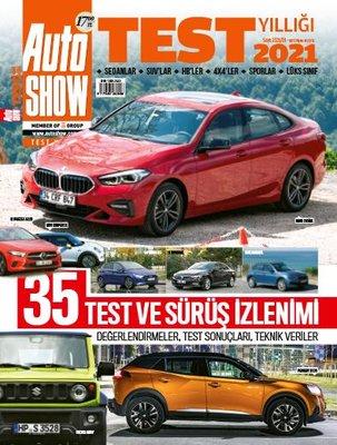 Auto Show Test Yıllığı - Mart/Nisan 2020