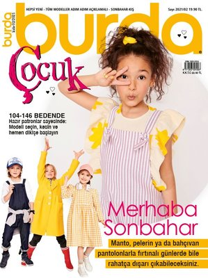 Burda Çocuk Modası - Sonbahar/Kış 2020