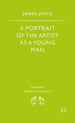 A Portrait Of The Artist As A Young Man PB