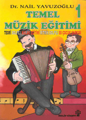 Temel Müzik Eğitimi 1-(2 Kaset Ile)