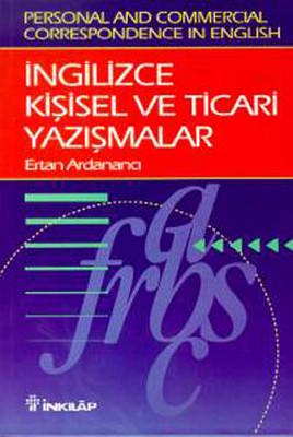 İngilizce Kişisel ve Ticari Yazışma El Kitabı
